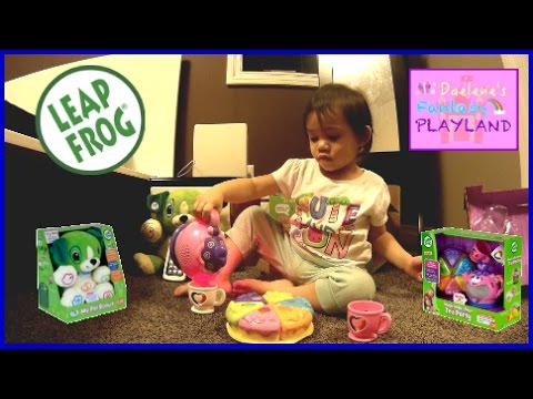 Tea Party Time with My Pal Scout! Leapfrog Musical Rainbow Tea Party Leapfrog Scout Toys review