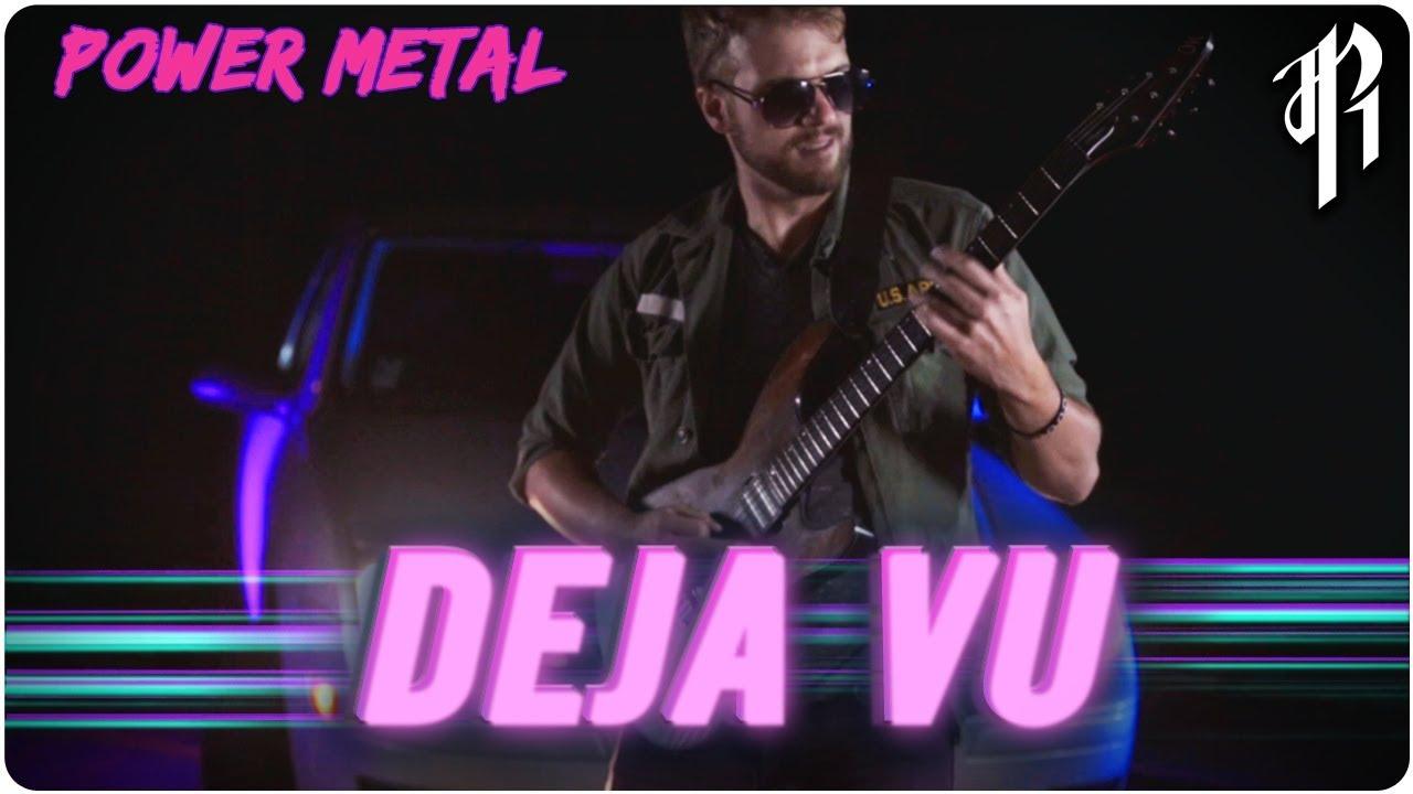 Deja Vu || POWER METAL COVER by RichaadEB, Jonathan Young & FamilyJules