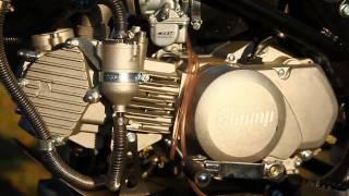 PITBIKE Stomp KZR-150 2011 - Presentation.avi