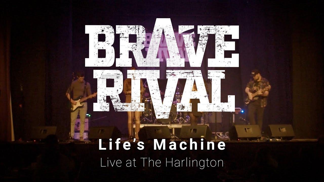 Brave Rival - Life's Machine - Live At The Harlington. Nov 2020