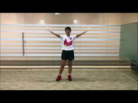 PT Exercise Video - Retro with Physiotherapist Kah Lai
