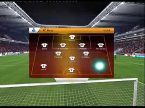 FIFA 14 (UEFA Champions League Spiel.15 Standard Lüttich vs FC Porto)