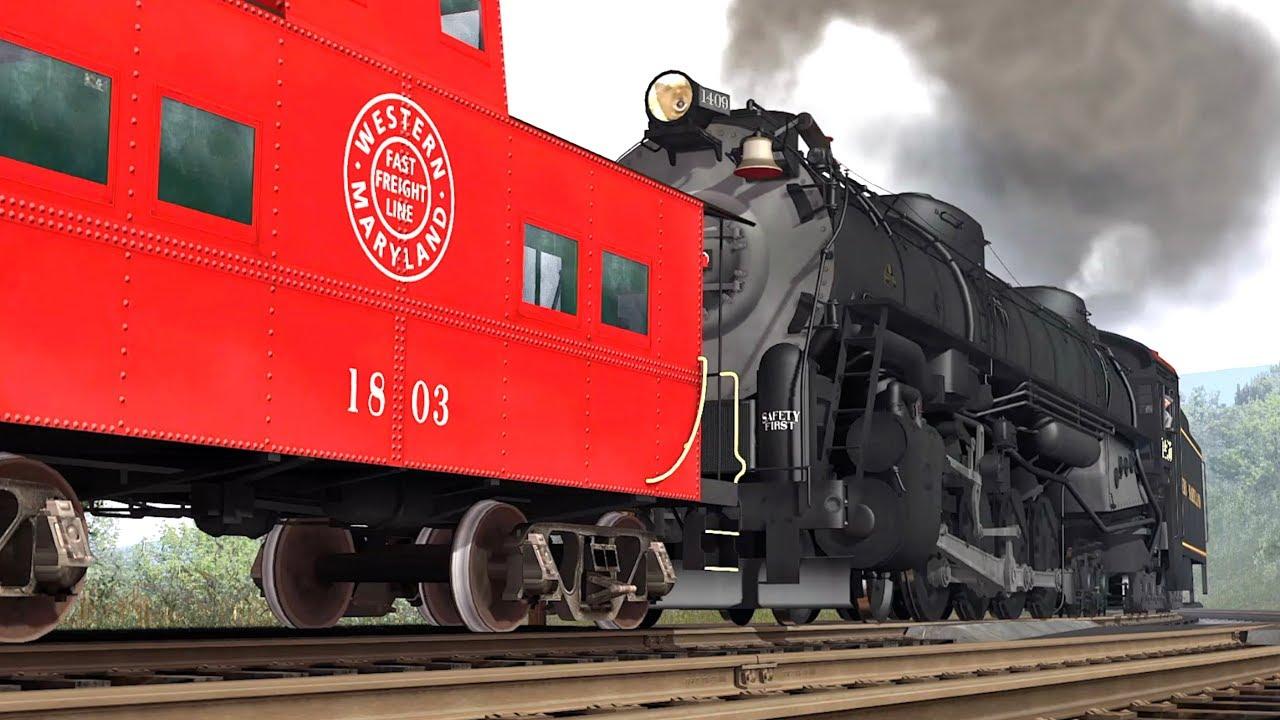K&L Trainz WM J1 Potomac Promo (Official)