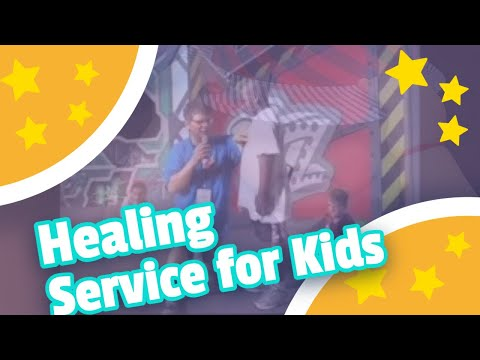 Healing Service for Kids
