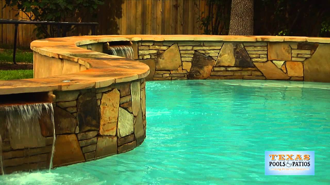 Featured Pool, Texas Pools And Patios
