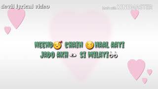 teeje week  Jordan Sandhu  whatsapp status video
