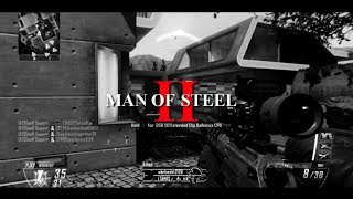 Man of Steel 2 | Black Ops 2 Montage Trailer By @DarthMehow