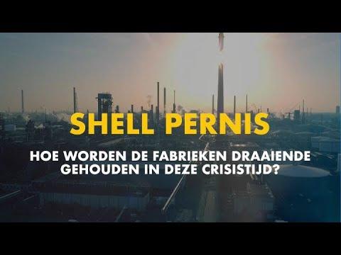 Hoe worden de fabrieken draaiende gehouden in deze crisistijd? | Shell Pernis