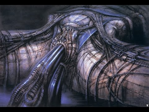 Embrionyc - I'm Losing My Head (H.R. Giger Tribute) VIDEO