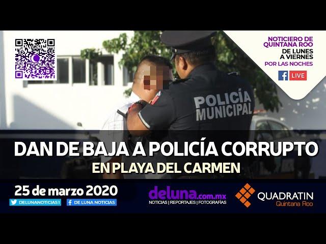 NOTICIERO DE QUINTANA ROO 26 DE MARZO 2020 ok