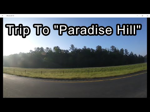"""Trip to """"Paradise Hill"""""""
