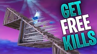 How to get FREE kills in Fortnite...