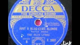 The Blue Lyres | I'll Be Glad When You're Dead, You Rascal You (1932)