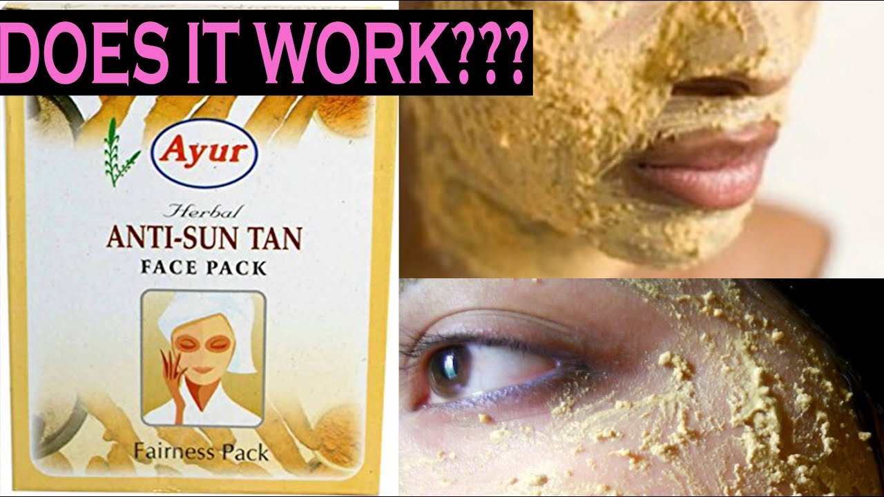Discussion on this topic: Facepacks For Removing Sun Tanned Skin Or , facepacks-for-removing-sun-tanned-skin-or/