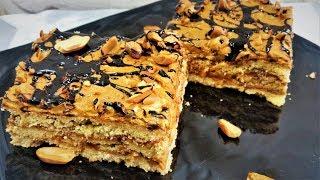 Торт СНИКЕРС с безе - Ани Кухня!