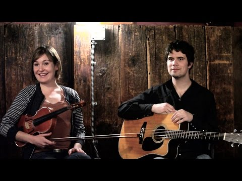 Nathan Gourley & Laura Feddersen: Paddy In London / Father Quinn's / The Dawn Chorus