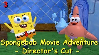 Spongebob Movie Adventure DX: Director's Cut #03 ENDING (Roblox Map)