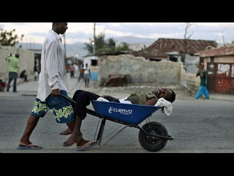 10,000 dead in Haitian cholera outbreak, UN to blame