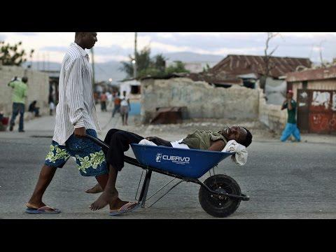 10,000 dead in Haitian cholera outbreak, UN to blame