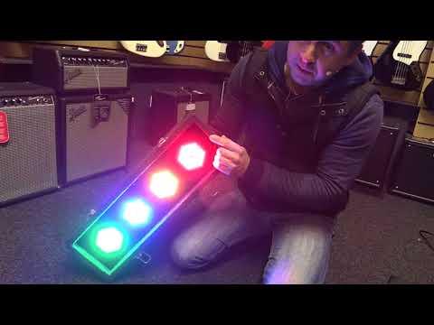 Sound Lab LED Disco Traffic Lights Hire - Nottingham 0115 8414148