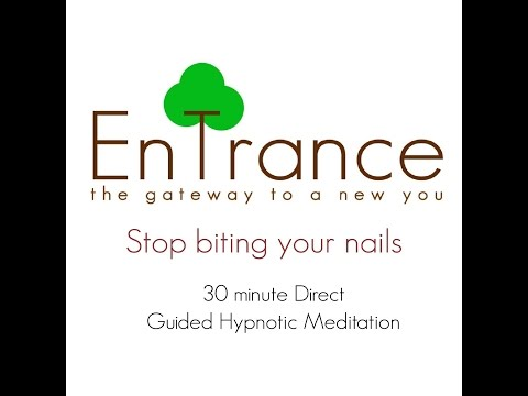 (30') Stop biting your nails - Your beautiful hands - Guided Self Help Hypnosis/Meditation.