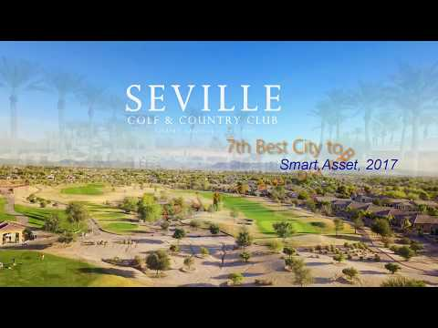 Gilbert, AZ - We love our town!  Sincerely, Seville Golf and Country Club