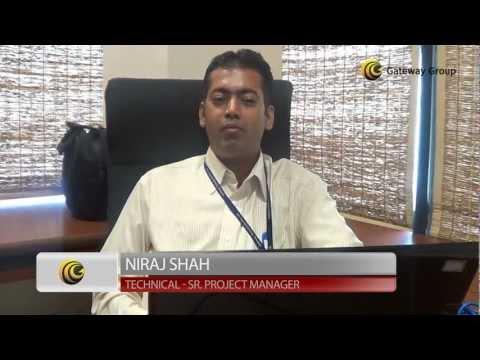Niraj Shah - Technical - Sr. Project Manager - Gateway Group