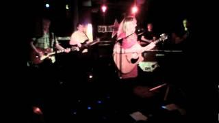"""MADELEINE MARCHEEL """"Nicht Irgendwer"""" live @ Big Buttinsky 2012-04-13"""