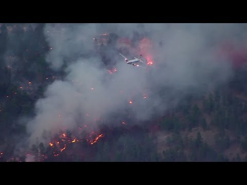 B.C. Wildfires: CBC Vancouver News special coverage (July 16, 2017)