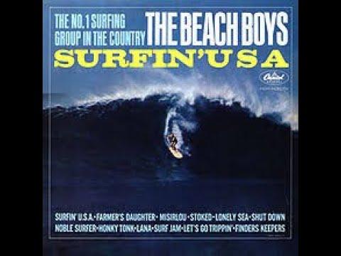 Guitar Solo 42 - Surfin' U S A  - Intro & Solo Tutorial - The Beach Boys