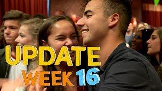 Update Week 16   Brugklas Seizoen 6