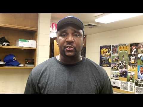 Interview with Coach Steven Davis Dudley Panthers Football
