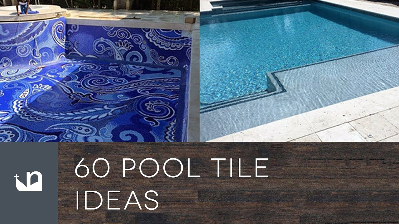 60 pool tile ideas