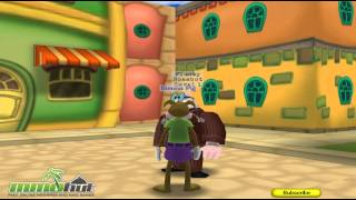 Toontown Online Gameplay - First Look HD