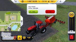 Fs14 farming simulatör 2014 / yeni tarla almak / New field / # 380 HD /