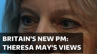 Meet Theresa May: Britain's new Prime Minister