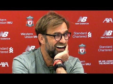 Jurgen Klopp FULL Pre-Match Press Conference - Norwich v Liverpool - Premier League