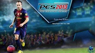 Pes 2013 - Barcelona Best Formation / Game plan