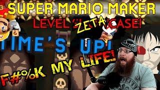 ZetaSSJ's: 99% IMPOSIBLE #3 【0.09%】 - SUPER MARIO MAKER - F#%K MY LIFE!