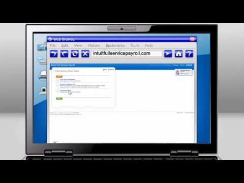 Intuit Full Service Payroll For Accountants