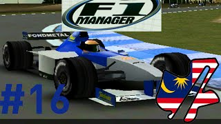 F1 Manager: Minardi Manager Career - Part 16 - Malaysia