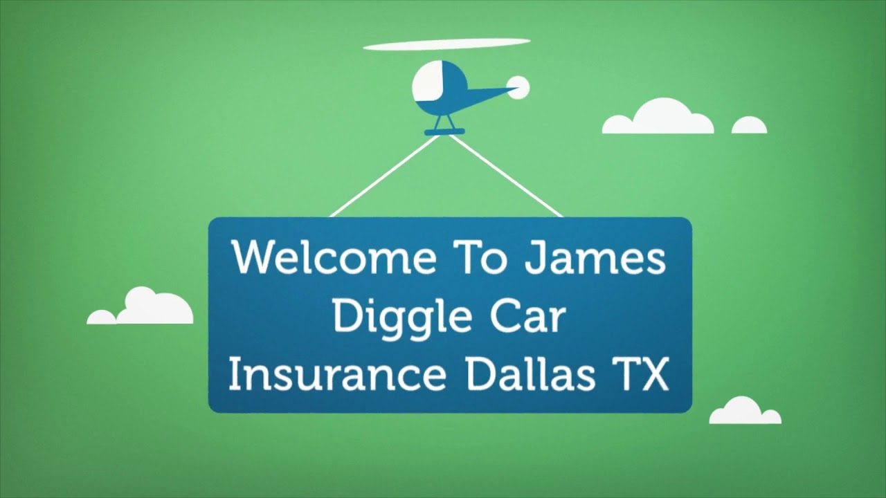 James Diggle Car Insurance in Dallas