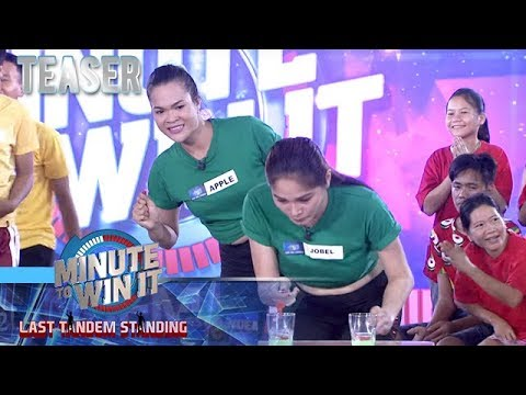 Minute To Win It - Last Tandem Standing: Day 104 Teaser