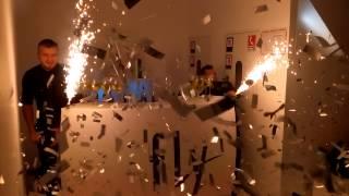 Тестовое видео Fly Tornado One -