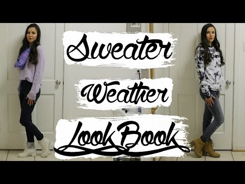 Sweater Weather Lookbook | How I Style Sweaters