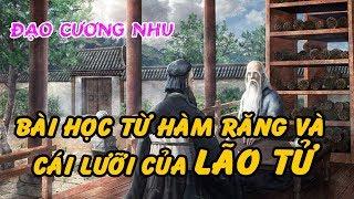 Lời Dạy Thâm Thúy Về Đạo Cương Nhu Của Lão Tử Cho Khổng Tử