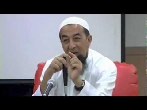 Ustaz Azhar Idrus - Gaji Daripada Kerja Tak Ikhlas Kurang Barakahnya