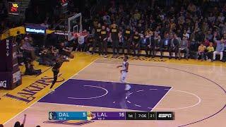 1st Quarter, One Box Video: Los Angeles Lakers vs. Dallas Mavericks