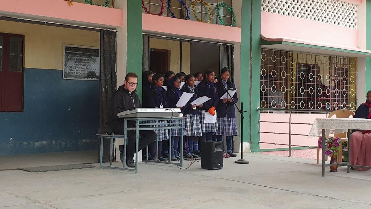 Joy to the World by St. Xavier`s School Baghmara