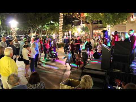 The Village on Venetian Bay Holiday 2012 Events